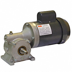 AC Gearmotor, Right Angle, RPM 68,