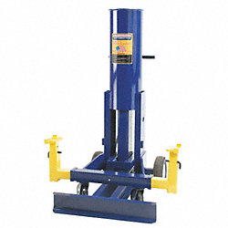 Air Operated End Lift, Steel, 10 Tons