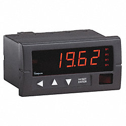 Digital Panel Meter, Input 0 to 600 VDC