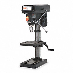 Bench Drill Press, 10 In