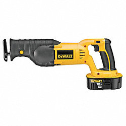 Cordless Reciprocating Saw Kit, 18.0V