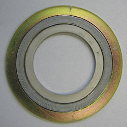 Flange Gasket, Ring, 6 In, Carbon Steel