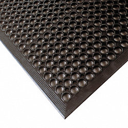 Mat, Anti Fatigue, Black