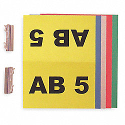 Aisle Sign Kit, Pk10