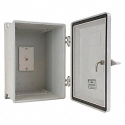 Telephone, Enclosure, W/ Lock Door Option