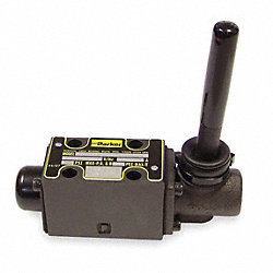 Directional Valve, Lever, D03, Float Center