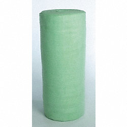 Absorbent Roll, Green, 79 gal., 36 In. W