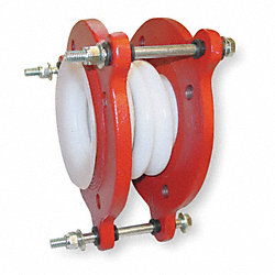 Expansion Joint, Double Sphere, 3 In