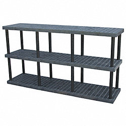 Three Shelf Unit