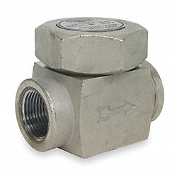 SteamTrap, Thermodynamic, PSI 600, 3/8 FNPT