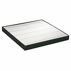 Mini Pleat Filter, 16 In. W, 25 In. H