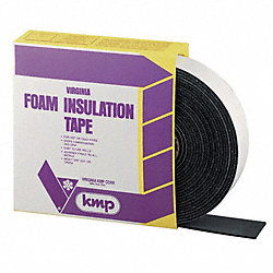 Insulation Tape, 2In.x30 ft., 3.2 mil