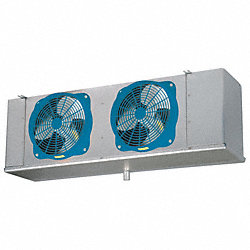 Unit Cooler, Walk-In, 230V, 1690 CFM, Pan
