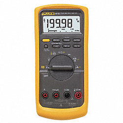 Digital Multimeter, 10A, 50 MOhms, 1000V