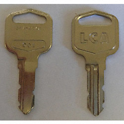 Master Key 001, Push Locks
