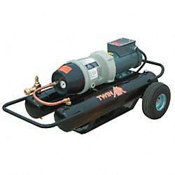 Breathing Air Compressor, 17.5 AC, 110 psi
