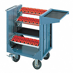 Tool Transporter, Painted, 36-1/2 In. H