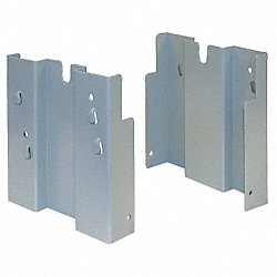 Straight Mounting Bracket, Steel