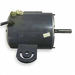 Fan Motor, 1/3 HP, 1100, 115 V, 48YZ, TEAO
