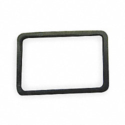 Counter Gasket, Flush, For Use w/2PPU9