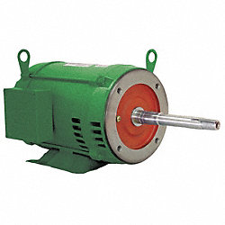 Pump Mtr, 3ph, 20hp, 1775, 208-230/460, 256JP