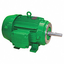 Pump Mtr, 3ph, 50hp, 3550, 208-230/460, 326JM