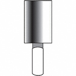 Vitrified Mounted Point, 5/8 x 1in, 60G