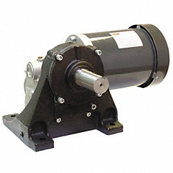 AC Gearmotor, Right Angle, 30 RPM