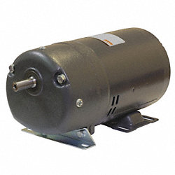 AC Gearmotor, Parallel Shaft, 45 RPM, 115V