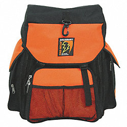Storage Bag, Arc Flash, Backpack, Orange