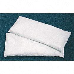 Absorbent Pillow, 7 In. W, 16 In. L, PK 12