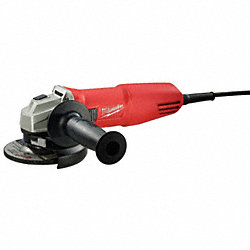 Right Angle Sander/Grinder, 4 1/2 In, 7A