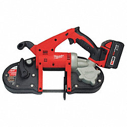 Cordless Band Saw Kit, 18.0, 35-3/8 In.