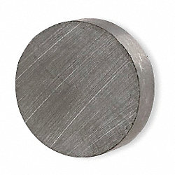 Disc Magnet, Rare Earth, 1.5 Lb, 0.250 In