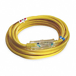 Extension Cord, 13A, 16/3Ga, 50Ft