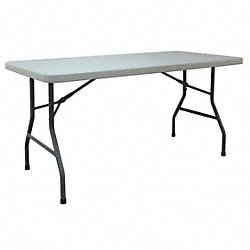 Folding Table, 60 In Length
