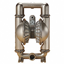 Diaphragm Pump, SS, Santoprene Diapragm