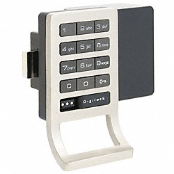 Shared Use Keypad Locks, Standard KeyPad
