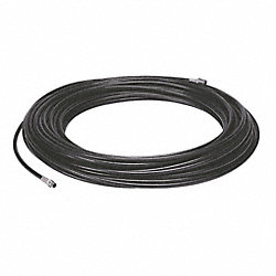 Water Jetter Hose, 1/8 In x 50 Ft