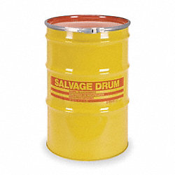 Drum, Salvage, 55 Gallon