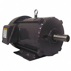 Mtr, 3 Ph, 7.5hp, 3510, 208-230/460, Eff 90.2