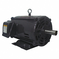 Mtr, 3 Ph, 7.5hp, 1755, 208-230/460, Eff 91.0