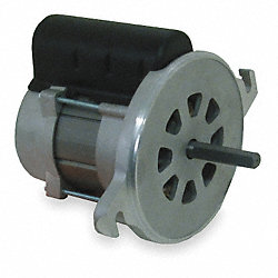 Oil Burner Motor, 1/7 HP, 3450, 115 V, 48M