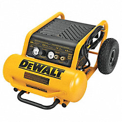 Air Compressor, 1.6 HP, 120V, 200 psi