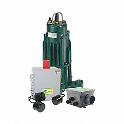 Grinder Package, Simplex, 2 HP, 230V