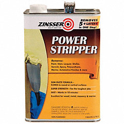 Paint Remover and Stripper, 1 gal.