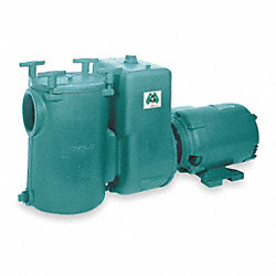 Pool Pump, 7 1/2 HP, 3 Ph, 200-230/460V