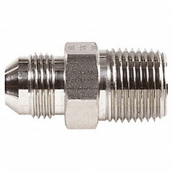 Hose Adapter, MNPT to Male JIC, Straight