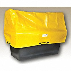 Spill Containment Tarp, 82-1/4 In. L