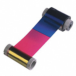ID Card Printer Ribbon, Full Color